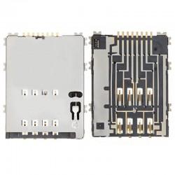 Samsung P5100 sim čítač