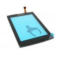 Nokia X3-02 dotyková plocha
