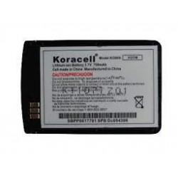 LG KG800 batéria Koracell