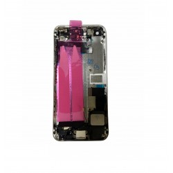 iPhone 5s silver housing...