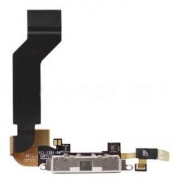 iPhone 4 nabíjací flex biely